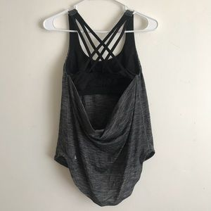 Free To Be Serene Tank (2 in 1)